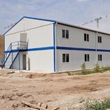 Steel Frame Buildings and Prefabricated Buildings