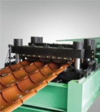 Metal Roofing Tile Making Machine