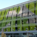 Façade Cladding with Architectural Mesh