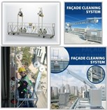 Electric Suspended Scaffold and Exterior Facade Cleaning Systems