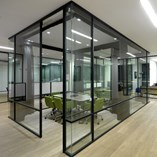 Glass Partition Systems/Black Art