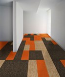 Carpet Tile/Modulyss®NEW SHAPES