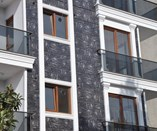Decorative Exterior Facade Claddings/Marble Effect