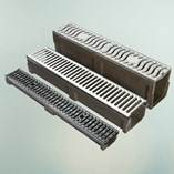 Composite Drain Channel, Composite Drain Channel Gratings