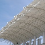 Architectural Stretching Membrane