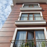 Decorative Exterior Facade Claddings/Wooden Effect