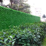 Artificial Grass Hedge Panel