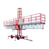 Automatic Scaffolding System