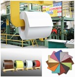 Pre-Painted&Pre-Coated Metal Coils&Sheets, Pre-Painted Steel, Pre-Painted Aluminium, PVC Film Coated Steel