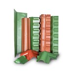 PVC/ASA Panel Roof Tile Accessories