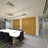 Wooden Acoustic Partitions Systems