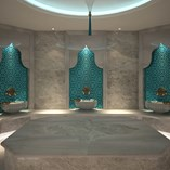 Turkish Bath Design, Project, Manufacture and Equipments