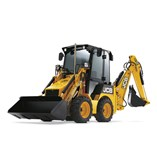 Skid Steer Backhoe Loader/1CX EC