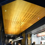 Acoustic Wall and Ceiling Coverings, Wooden Acoustic Panel, Fire Resistant Acoustic Panel
