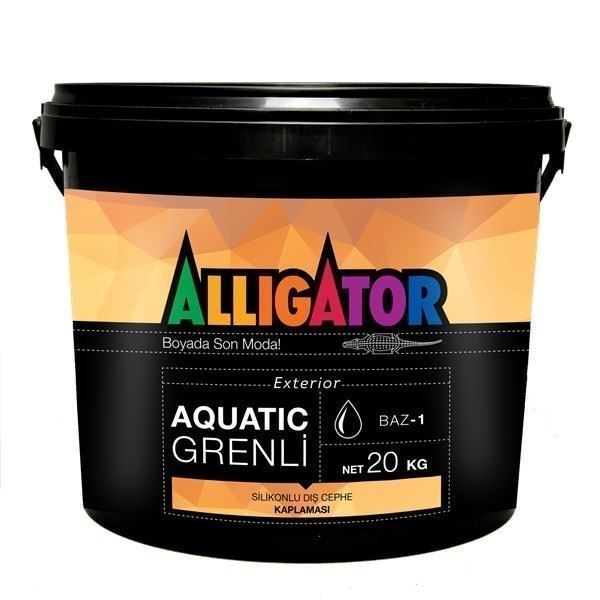 Alligator Aquatic Grenli