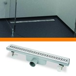 Stainless Steel Shower Channels
