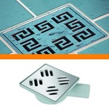 Stainless Frame Floor Drains