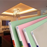 Rigips Plasterboard (Standard, Moisture Resistance, Fire Protection, Moisture Resistance and Fire Protection)
