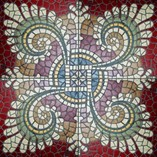 Patterned Glazed Tiles/Mosaic Patterned Tiles