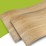 Natural Wood Veneer Faces with Special Finishes