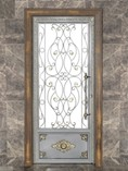 Wrought Iron Gates/Doors