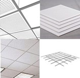 Acoustic Suspended Ceiling Systems