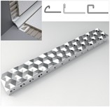 Decorative Profiles, Tile Profiles