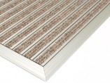 Aluminium Mats For Interior and Exterior Use
