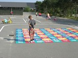 Playground Surfaces and Decorative Surfaces
