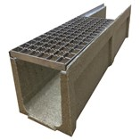 Polymer Concrete Drainage Channels