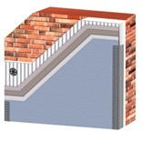 Exterior Thermal Insulation System/Cubotherm