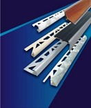 PVC and Aluminium Corner Protection Profiles