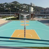 Acrylic Based Tennis Court Flooring