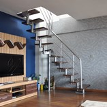 Modular Spined Staircase