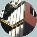 Thermal Insulated Exterior Facade Claddings